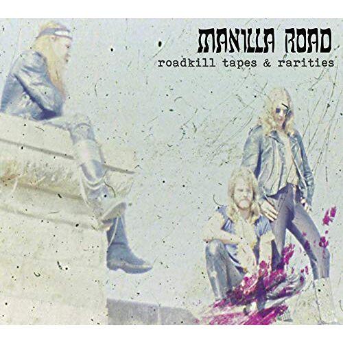 Manilla Road - Roadkill Tapes & Rarities - Preis vom 18.04.2021 04:52:10 h