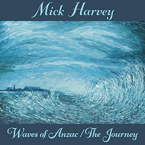 Mick Harvey - Waves of Anzac/the Journey (Lp+Mp3) [Vinyl LP] - Preis vom 20.10.2020 04:55:35 h