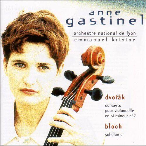 Anne Gastinel - Concerto Nr. 2/Schelomo - Preis vom 10.09.2020 04:46:56 h