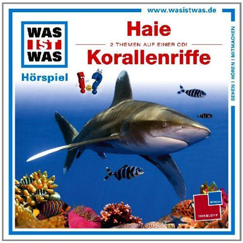 Was Ist Was - Folge 03: Haie/ Korallenriffe - Preis vom 16.08.2019 05:58:56 h