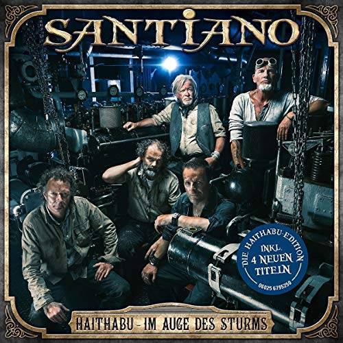 Santiano - Haithabu-im Auge des Sturms - Preis vom 20.10.2020 04:55:35 h