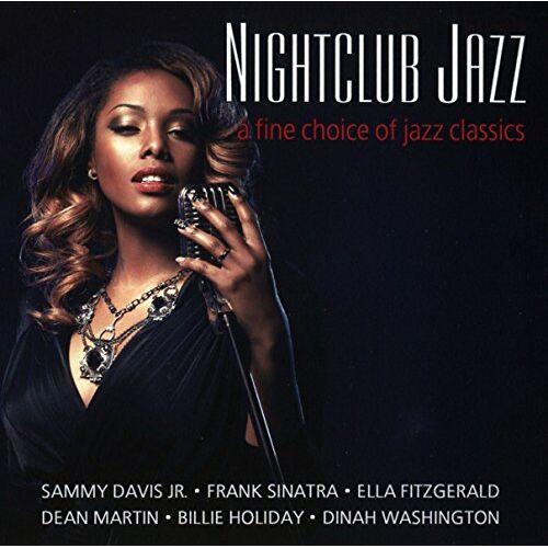 Various - Nightclub Jazz - Preis vom 23.02.2021 06:05:19 h