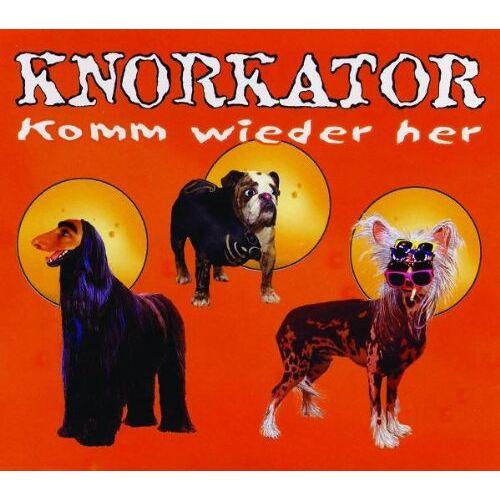 Knorkator - Komm Wieder Her - Preis vom 18.10.2020 04:52:00 h