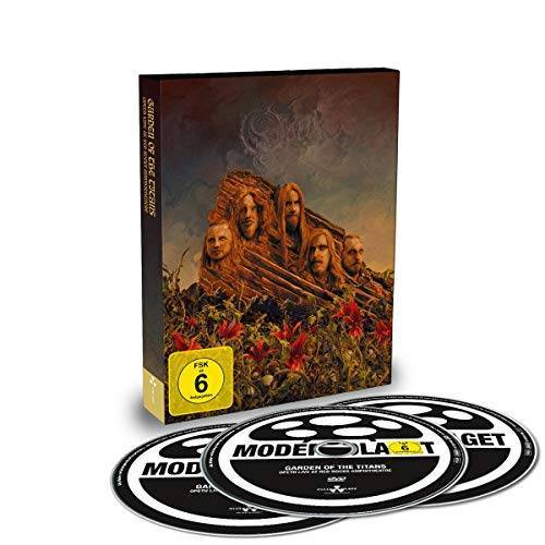 Opeth - Garden Of The Titans (Opeth Live at Red Rocks) [DVD+2CD] - Preis vom 18.10.2020 04:52:00 h