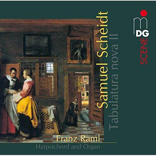 Franz Raml - Tabulatura Nova II - Preis vom 20.04.2021 04:49:58 h