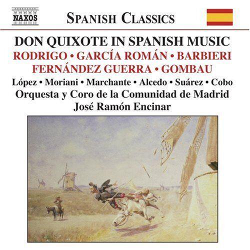 Encinar - Don Quixote in Spanish Music - Preis vom 17.04.2021 04:51:59 h