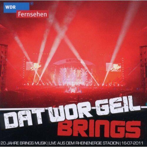 Brings - Dat Wor Geil-20 Jahre Brings - Preis vom 24.02.2021 06:00:20 h