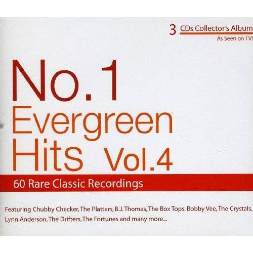 No.1 Evergreen Hits - Vol.4-No.1 Evergreen Hits - Preis vom 28.02.2021 06:03:40 h