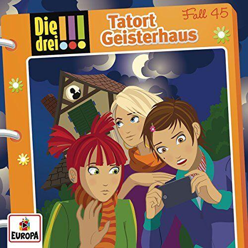 Die drei ??? - 045/Tatort Geisterhaus - Preis vom 09.12.2019 05:59:58 h