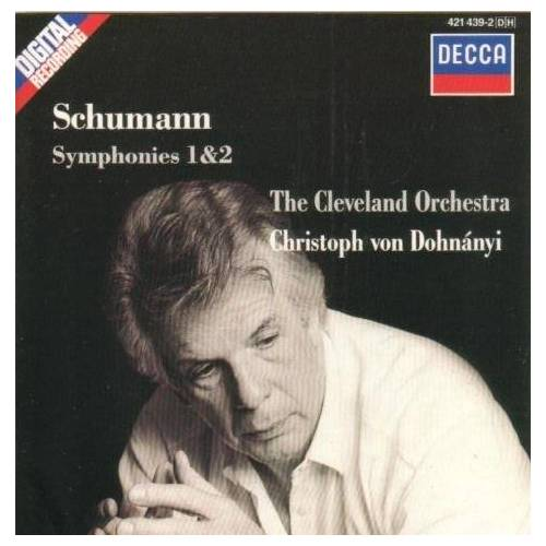 Dohanyi/Co - Schumann:Syms. 1 & 2 - Preis vom 29.09.2020 04:52:24 h