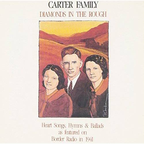 Carter Family - Diamonds in the Rough - Preis vom 12.05.2021 04:50:50 h
