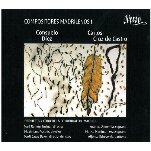 Encinar - Compositores Madrileños II. - Preis vom 26.02.2021 06:01:53 h