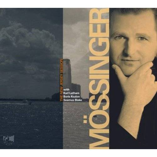 Johannes Mössinger - The New Jersey Session - Preis vom 04.09.2020 04:54:27 h