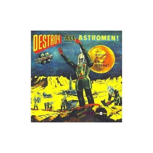 Man Or Astroman? - Destroy All Astromen - Preis vom 13.04.2021 04:49:48 h