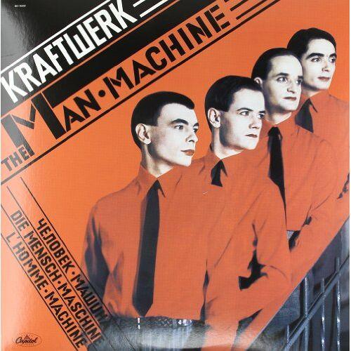 Kraftwerk - Man-Machine,the [Vinyl LP] - Preis vom 13.05.2021 04:51:36 h