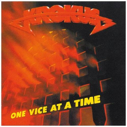 Krokus - One Vice at a Time - Preis vom 16.01.2021 06:04:45 h