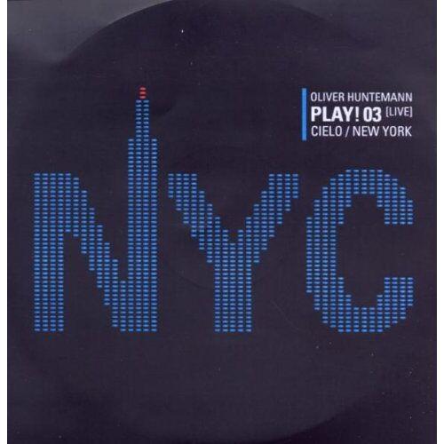Oliver Huntemann - Play03 ! Live at Cielo,New York City - Preis vom 14.01.2021 05:56:14 h