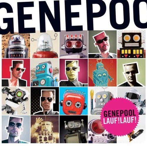 Genepool - Lauf!Lauf! [Vinyl LP] - Preis vom 20.01.2021 06:06:08 h