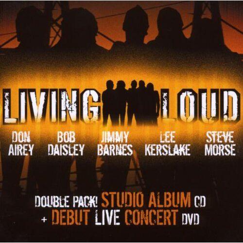 Living Loud - Loud & Live (LIVING LOUD CD + DEBUT LIVE CONCERT DVD) - Preis vom 14.04.2021 04:53:30 h