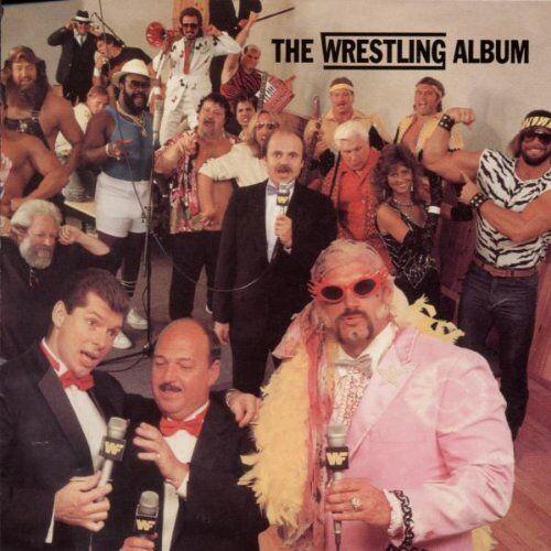 WWF:the Wrestling Album - Preis vom 28.02.2021 06:03:40 h