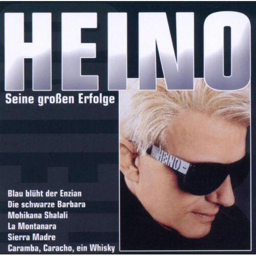 Heino - Heino-Seine Groen Erfolge - Preis vom 20.10.2020 04:55:35 h