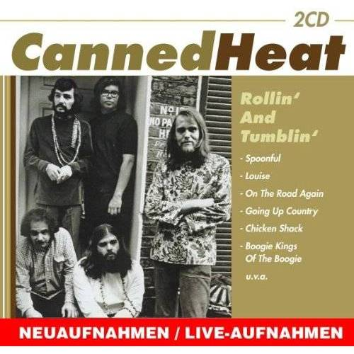 Canned Heat - Rollin' and Tumblin' - Preis vom 29.10.2019 06:04:20 h