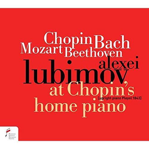 Alexei Lubimov - At Chopin's Home Piano - Werke for Piano solo - Preis vom 18.04.2021 04:52:10 h
