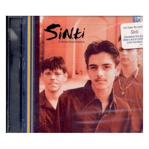 Sinti - Sinti [Featuring Jimmy Rosenbe - Preis vom 05.09.2020 04:49:05 h