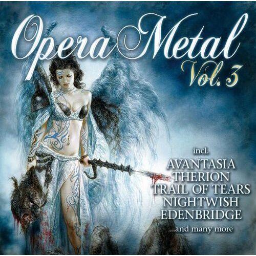 Various - Opera Metal Vol.3 - Preis vom 13.05.2021 04:51:36 h