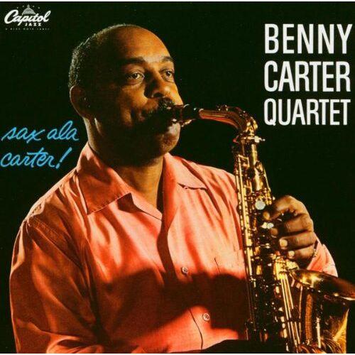 Benny Carter - Sax a la Carter - Preis vom 20.10.2020 04:55:35 h