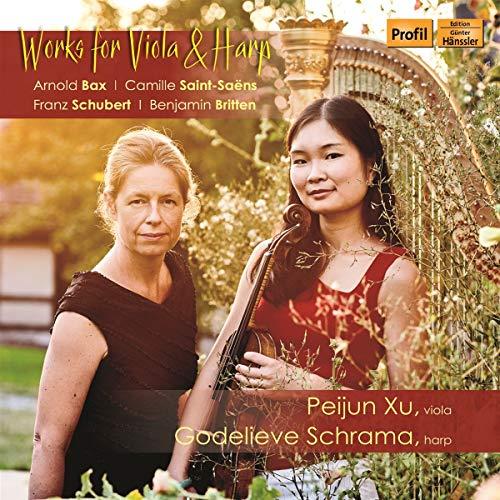 Peijun Xu (Viola) - Works for Viola & Harp - Preis vom 13.01.2021 05:57:33 h