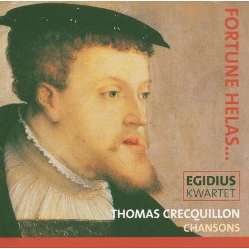 Egidius Kwartet - Chansons - Preis vom 14.01.2021 05:56:14 h