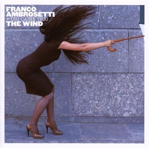 F. Ambrosetti - The Wind (Feat.Uri Caine Trio) - Preis vom 20.10.2020 04:55:35 h