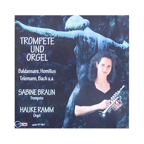 Braun - Trompete und Orgel / Braun, Sab - Preis vom 25.01.2021 05:57:21 h