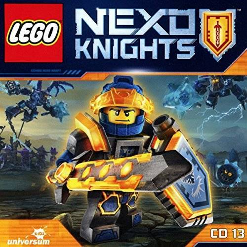 Lego Nexo Knights - Lego Nexo Knights Hörspiel Folge 13 - Preis vom 31.03.2020 04:56:10 h