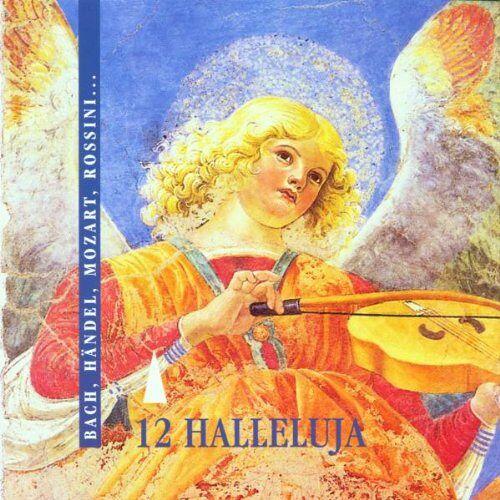 Various - 12 Halleluja - Preis vom 07.09.2020 04:53:03 h