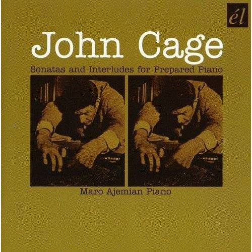 John Cage - Sonatas and Interludes for Prepared Piano - Preis vom 20.10.2020 04:55:35 h