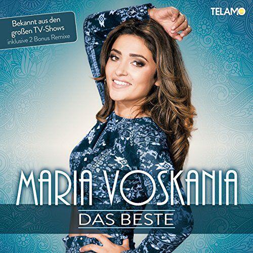 Maria Voskania - Das Beste - Preis vom 06.09.2020 04:54:28 h