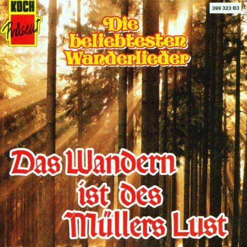 Various - Die Beliebtesten Wanderlieder - Preis vom 19.01.2021 06:03:31 h