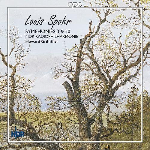 Louis Spohr - Symphonies Vol. 1: Symphonies 3 & 10 - Preis vom 11.05.2021 04:49:30 h