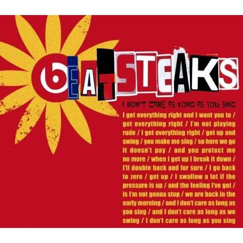 Beatsteaks - I Don'T Care As Long As You Sing - Preis vom 19.10.2019 05:00:42 h