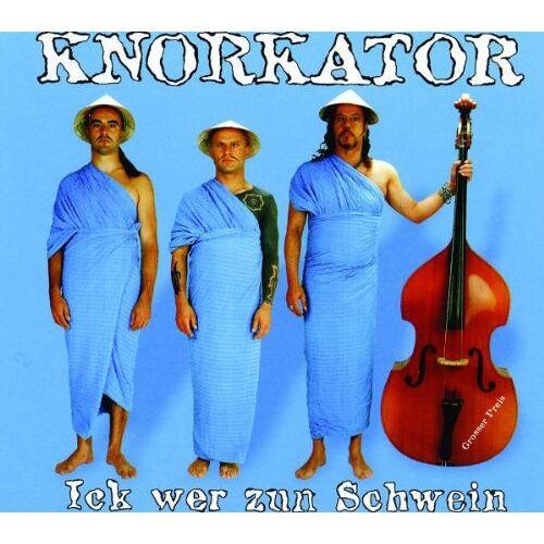 Knorkator - Ick Wer Zun Schwein - Preis vom 18.10.2020 04:52:00 h
