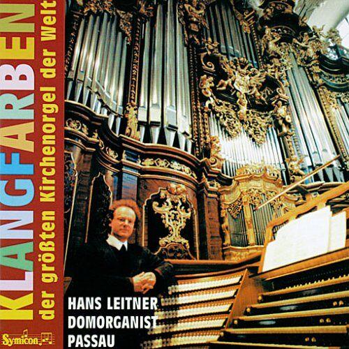 Hans Leitner - Orgelklangfarben Dom zu Passau - Preis vom 20.10.2020 04:55:35 h