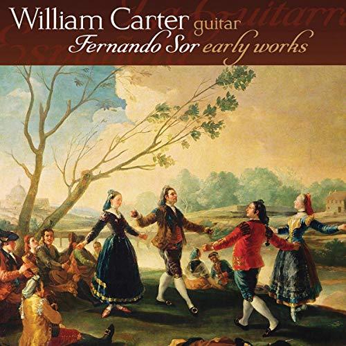 William Carter - Fernando Sor - Frühe Werke für Gitarre - Preis vom 09.05.2021 04:52:39 h