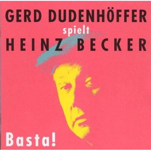 Gerd Dudenhöffer - Basta! - Preis vom 21.01.2021 06:07:38 h