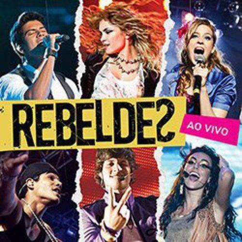 Rebeldes - Rebeldes Ao Vivo - Preis vom 06.09.2020 04:54:28 h