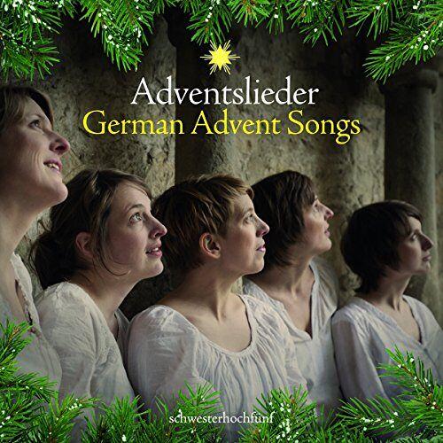 Schwesterhochfünf - Adventslieder - Preis vom 05.09.2020 04:49:05 h