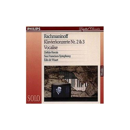 Kocsis - Solo - Rachmaninoff - Preis vom 22.01.2021 05:57:24 h