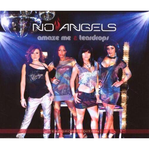 No Angels - Amaze Me/Teardrops (Teardrops Edition) - Preis vom 06.09.2020 04:54:28 h