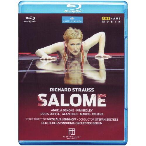 Nikolaus Lehnhoff - Richard Strauss - Salome [Blu-ray] - Preis vom 13.01.2021 05:57:33 h
